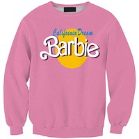 California Dream Barbie Sweater