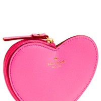 kate spade new york 'ooh la la - heart' coin purse | Nordstrom