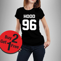 Calum Hood shirt HOOD 96 tshirt tumblr Unisex T shirts Women Clothing