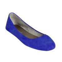 Faux Suede Skimmer   Shop Shoes at Wet Seal