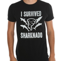Sharknado I Survived Sharknado T-Shirt