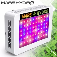 Mars Hydro LED Grow Light - 300W Full Spectrum For Indoor Medical Cannabis