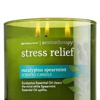 14.5 oz. 3-Wick Candle Eucalyptus Spearmint