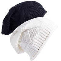 Knit Winter Soft Warm Hats