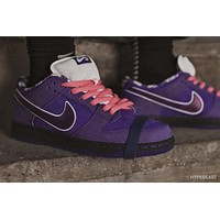 Concepts X Nike Sb Dunk Low Purple Lobster-1