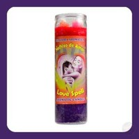 Love Spell Aromatic 7-Day Jar Candle