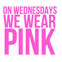 On Wednesdays We Wear Pink Crewneck from The Unlimited