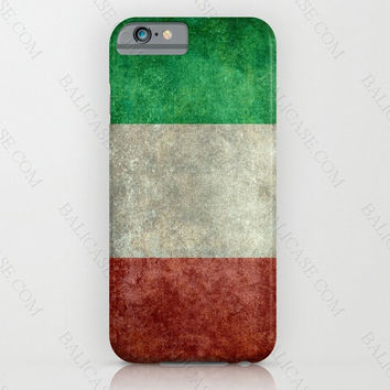 Flag of Italy iphone case