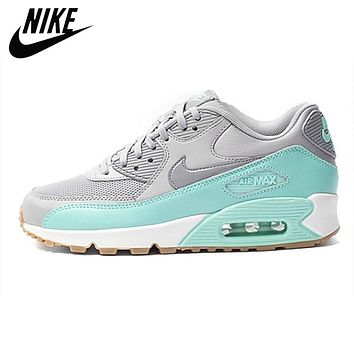 NIKE AIR MAX 90 Slide Women's Running Athletic Trainer Shoes