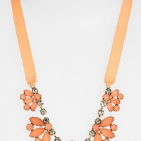 Girl's Cara Couture Crystal Necklace
