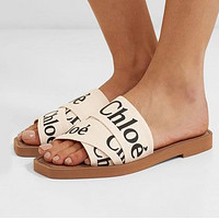 Chloe Popular Women Casual Beach Slippers Sandals Shoes