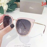 DIOR Fashion New Polarized Women Sunscreen Eyeglasses Glasses