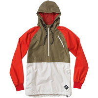 RVCA Hallihan Jacket - Bright Red