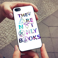 Hunger Game Harry Potter Book Divergent Quotes  iP4,iP5/5S/5C,SamsungS2,S3,S4,mini,Note2,3,Htc One,OneX,BB