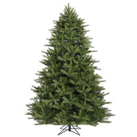 Vickerman A123375 Green Majestic Frasier Christmas Tree 7.5-foot