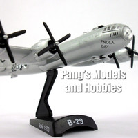 """Boeing B-29 Superfortress """"Enola Gay"""" 1/200 Scale Diecast Metal Model by Daron"""