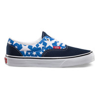 Vans Stars Era Mens Shoes Dress Blues/True White  In Sizes