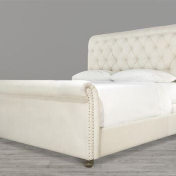 The Boho Chic King Bed by Universal