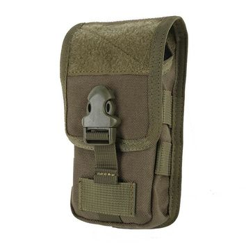 2018 Hot Sale Case Cover Mobile Phone Coque Military Tactical Camo Belt Pouch Bag attachment Backpack