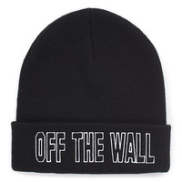 Say The Werd Beanie | Shop at Vans