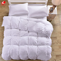 Lifeng Home White bedding set Brushed Microfiber duvet cover 4pcs bed set solid twin full queen king size bedclothes Adult sheet