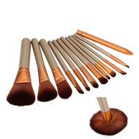 Copy of 12 Piece Makeup Brush Set