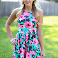 That Thing You Do Dress - Mint