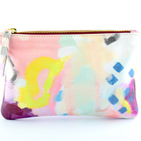 Artist Series TIP Pouch   Abstract - K.slademade