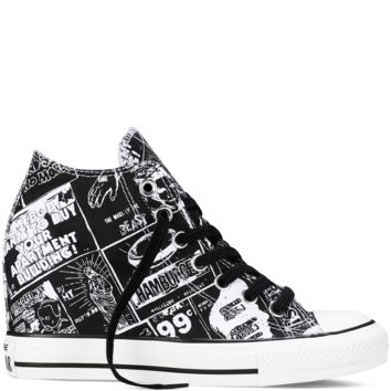 Chuck Taylor All Star Lux Wedge Andy