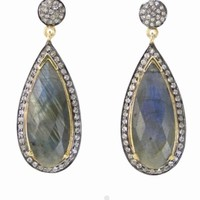 Lux Collection Labradorite Tear Drops