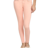 Pull On Color Jegging   Shop Trending Now at Wet Seal