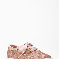 keds kids x kate spade new york champion glitter crib sneakers