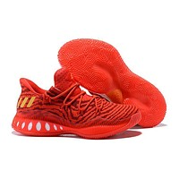 Adidas Performance Men's Crazy Explosive Primeknit Basketball Shoe Red