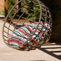 Outback Company UBC-972 Urban Balance Sphere Rattan, Chocolate (Discontinued by Manufacturer)