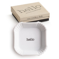 Sweet Nothings Hello Dish