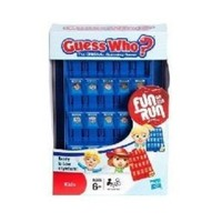 Hasbro Travel Guess Who Game [Toy]