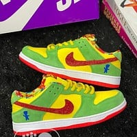 Sour Patch Kids x Nike SB Dunk Low Flat Skateboard Shoes