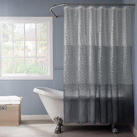 Dainty Home Reflection PEVA 3D Shower Curtain & Reviews | Wayfair