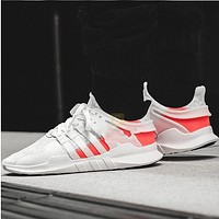 Adidas EQT Support ADV Casual Running Shoes Sneakers Women's Shoes White