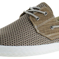 GBX Doowit Men's Perforated Boat Shoes