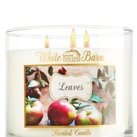 14.5 oz. 3-Wick Candle Leaves