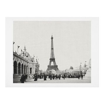 Bianca Green VINTAGE PARIS AROUND 1900 Art Print