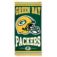 Green Bay Packers Premium Beach Towel