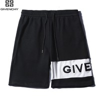 Womens Mens GIVENCHY Shorts Unisex