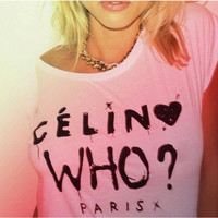 """""""Celin Who"""" Letter and Heart Print Short Sleeve T-Shirt"""