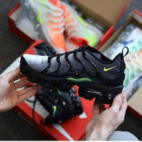 Nike Air Vapormax Plus Men's Breathable Casual Sports Running Shoes