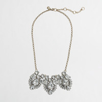 FACTORY CRYSTAL WINGS NECKLACE