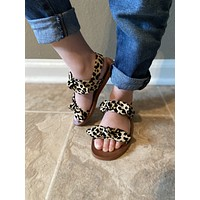 TODDLER Blowfish Dynk Sandals (Leopard) FINAL SALE