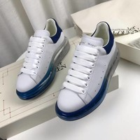 Alexander Mcqueen Oversized Sneakers With Air Cushion Sole Reference #28 - Best Online Sale