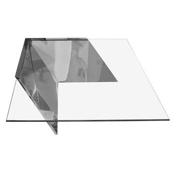 'SMT' Coffee Table by J. Wade Beam For Brueton